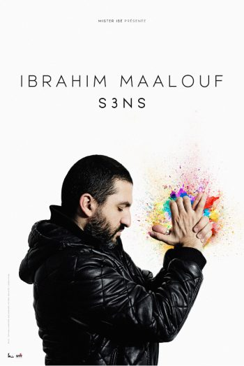 Ibrahim Maalouf Affiche concert