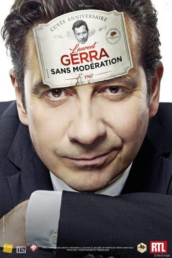 Laurent Gerra affiche spectacle