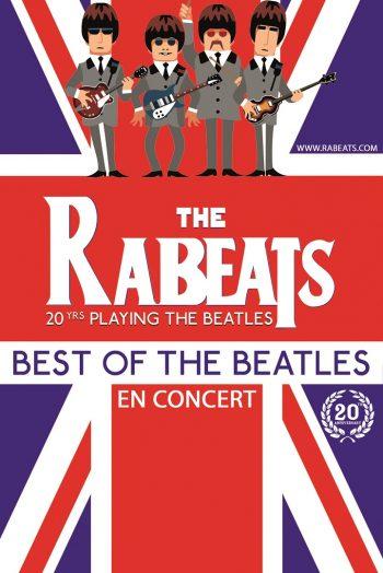 The Rabeats affiche concert