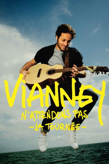 Vianney affiche tournée