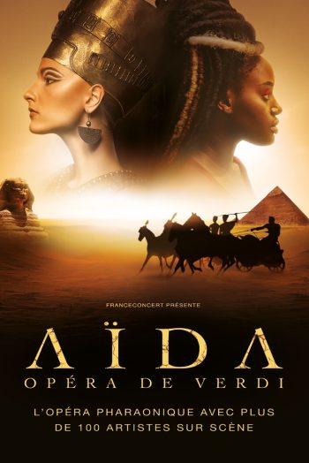 Aida affiche spectacle